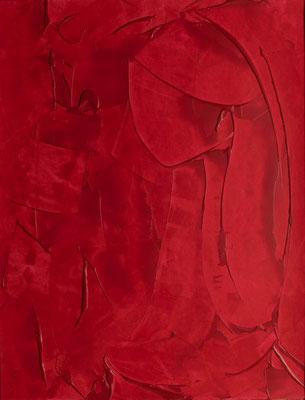 """Herz, Papier, 49,7x63,7 cm, 19,6""""x25,1"""""""