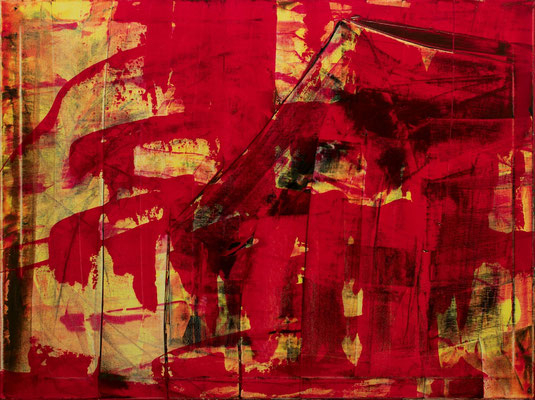 "Glutwelt, 60x80 cm, 23,6""x31,5"""