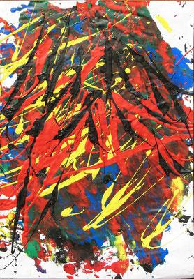 o.T, copypaper, 21,0 x 29,7 cm