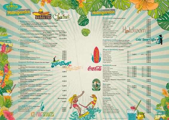 Foodpaper – inkl. Illustrationen | DIN A3