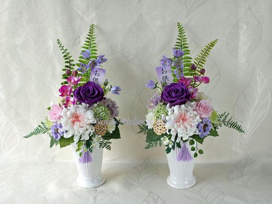 Kizuna きずな プリザーブドフラワーのお供え花