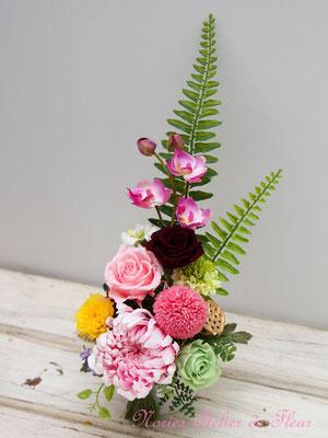 Sakura さくら プリザーブドフラワーのお供え花