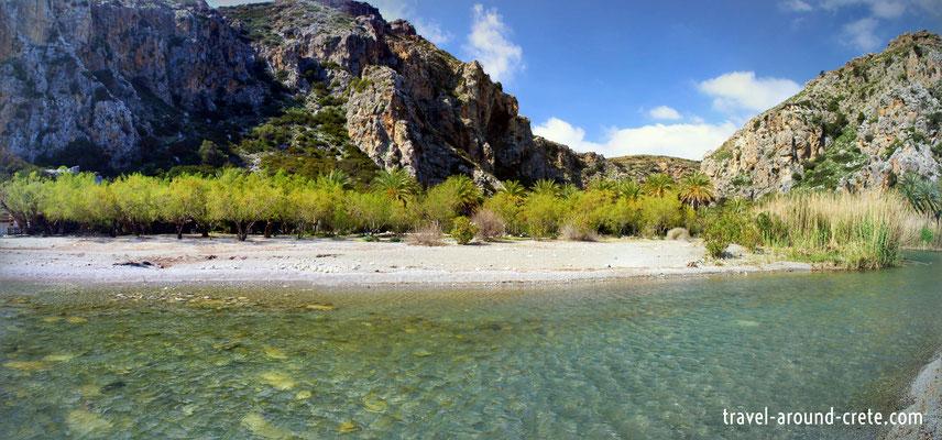 Preveli River