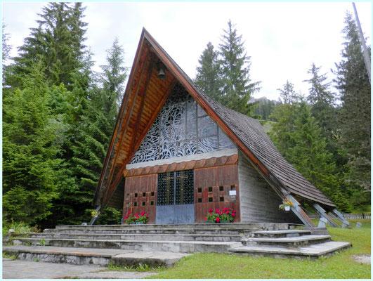 die capella caduti di cima vallona