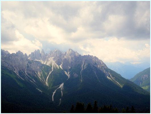 i. d. mitte der monte rinaldo - eine bergtour für morgen !