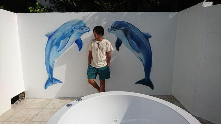 壁画アート2