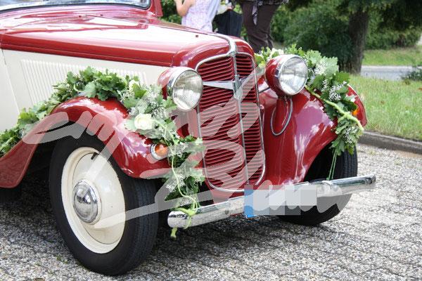 Roter Adler Hochzeitschmuck Einfach Blume