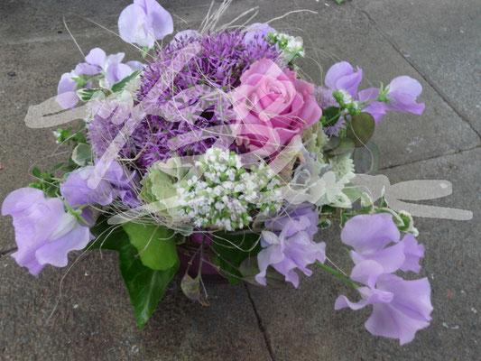 Vicken Hochzeitsgesteck Einfach Blume