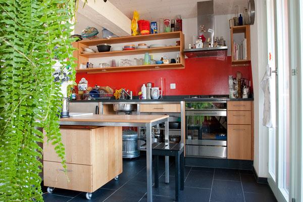 Küche im Werkstatt Stiel.