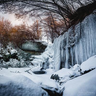 20180303 Wasserfall Hinwil (Hadlikon)