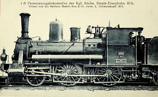 Sächsische IIIb von 1873