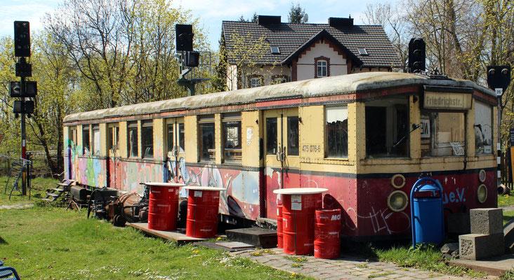 S-Bahnwagen 475 076