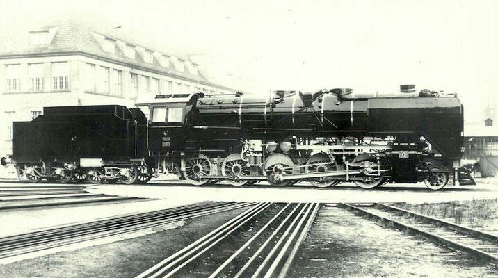 1'E Güterzulok 56 096 für die türkischen Staatsbahnen TCCD, 1940
