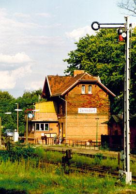 1992-09: westliche Ansicht (Aufnahme: Prof. Werner, Hannover)