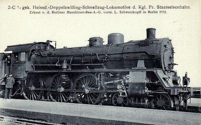 Preußische S10 von 1913