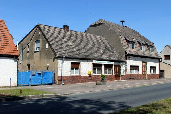 Ehemaliger Gasthof in Wolzig