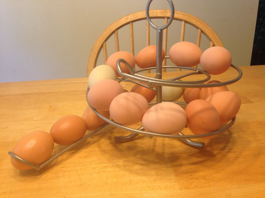 Table eggs
