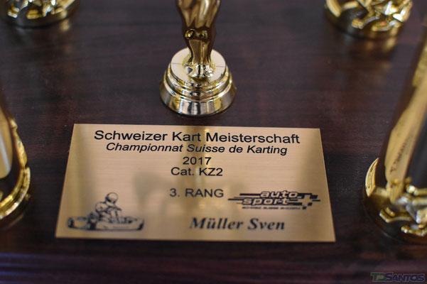 Schweizer Kart Meisterschaft 2017 © teamdossantos.ch