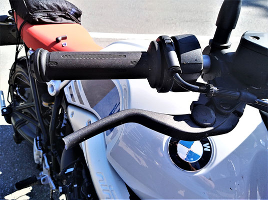 Détail BMW Nine T Urban