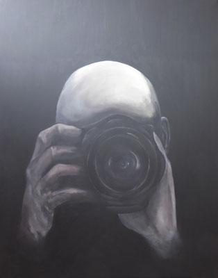 You, 140 x 110 Acryl a. Lw.