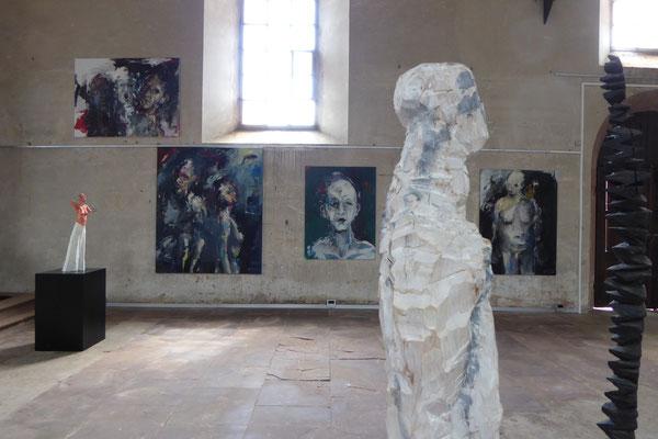 Bilder: Hans Krakau, Skulpturen: Konrad Franz
