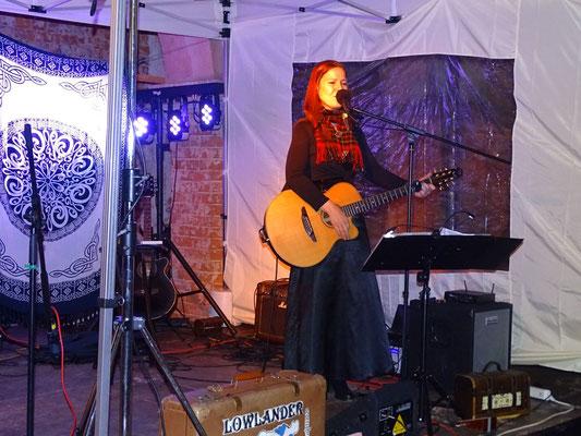 Fairydust war für den zweiten musikalischen Teil an dem Abend verantwortlich