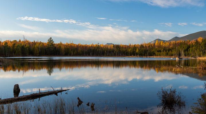 Stump Pond, Baxter State Park - Maine