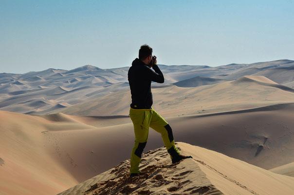 Rub Al Khali Wüste, Abu Dhabi