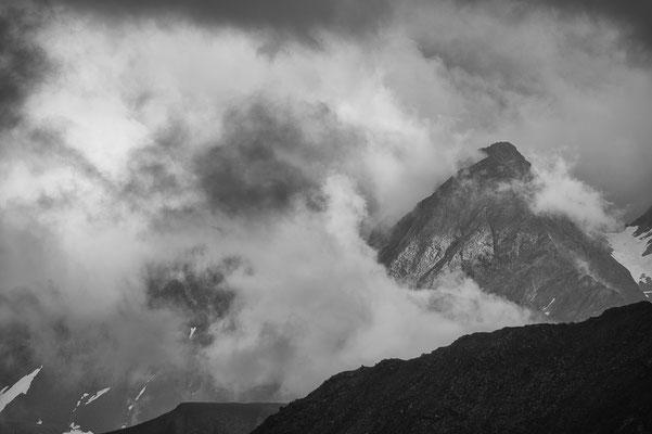 Wolkenspiel NP Hohe Tauern
