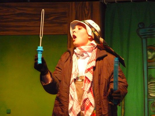 Morgen, Findus, wird's was geben, Tourneeproduktion, 2012