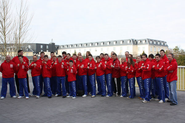 2010 England Squad