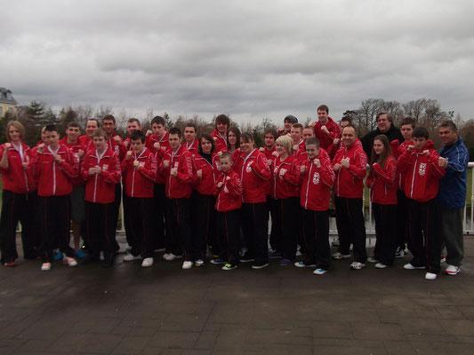 2011 England Squad