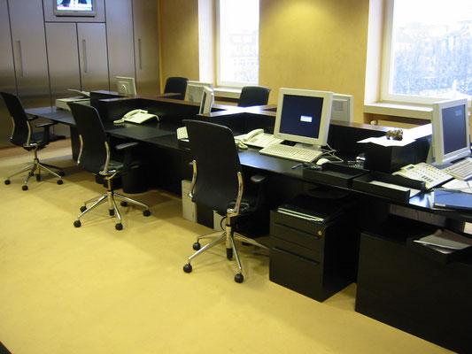 Bau- und Möbelwerkstatt Freialdenhoven Büroeinrichtung