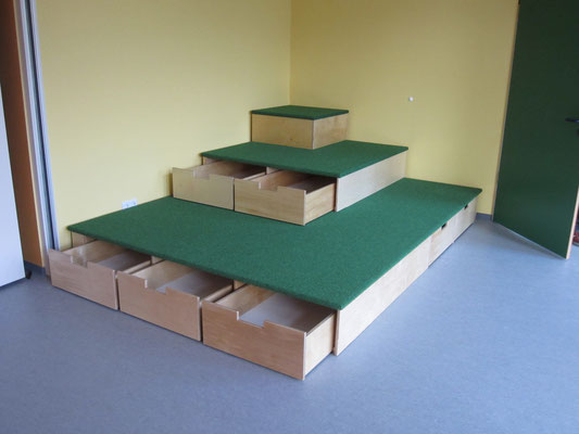 Bau- und Möbelwerkstatt Freialdenhoven Kindergarteneinrichtungen