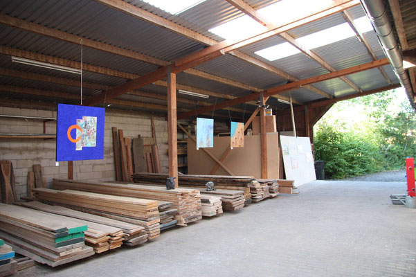 Schreinerei Freialdenhoven - Kunst trifft Handwerk 2009