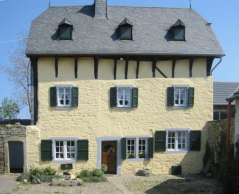 Bau- und Möbelwerkstatt Rainer Freialdenhoven Denkmalschutz Düren