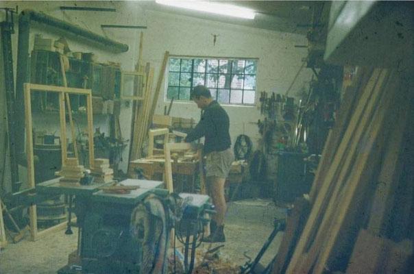 Schreinerei Freialdenhoven  - Firmengeschichte