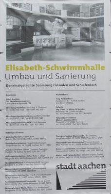 Bau- und Möbelwerkstatt Rainer Freialdenhoven Denkmalschutz Aachen