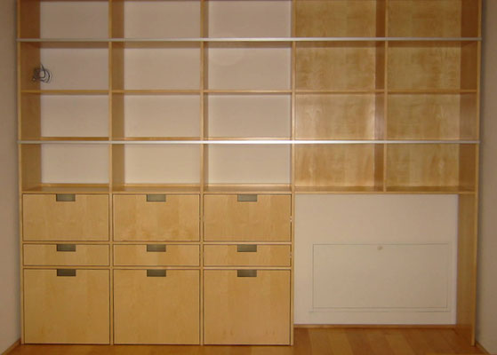 Bau- und Möbelwerkstatt Rainer Freialdenhoven Objekteinrichtungen