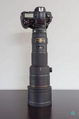 Sigma 500mm 1:4,5 APO EX DG HSM