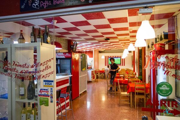 Pizzeria 'Presidente' in Arinaga