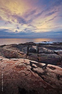 'Küste bei Kumarakanda' Hikkaduwa