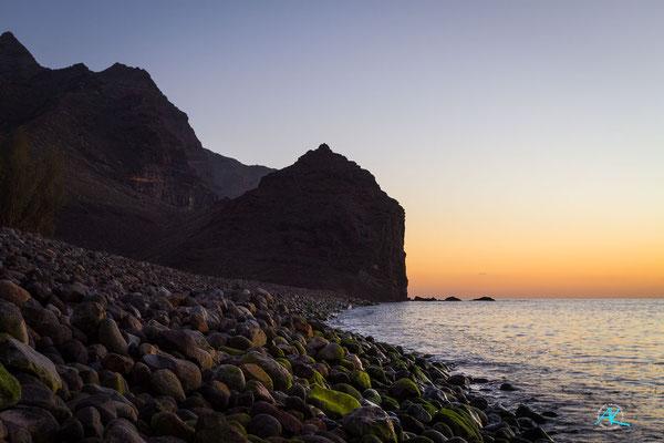 Playa de la Aldea de San Nicolas