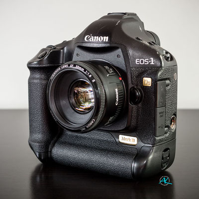 Canon EOS 1Ds Mark-III