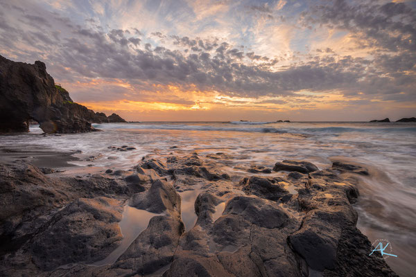 Der verbotene Strand - Playa La Zamora