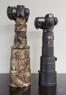 Sigma 500mm 1:4,5 APO und Sigma 500mm 1:4,5 APO EX DG HSM
