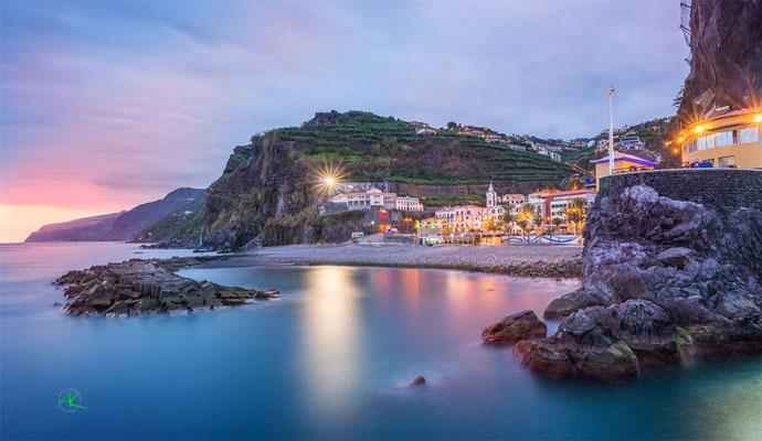 'Ponta Do Sol am Abend'
