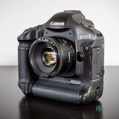 Canon EOS 1D Mark-III