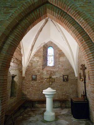 Eglise de Belpech