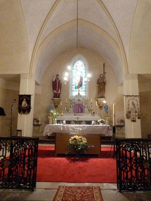 Église d'Aussac